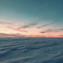 aesthetic sky clouds background backgrounds freetoedit
