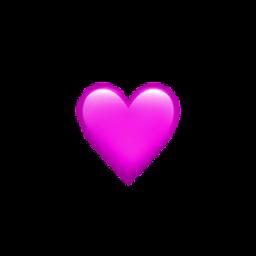 heart iphone emoji iphoneemoji pink freetoedit