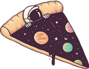 freetoedit astronaut scfastfoodstickers fastfoodstickers
