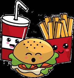 fastfood food chips burger freetoedit scfastfoodstickers fastfoodstickers