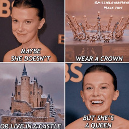 queen castle she stophatemillie millie day