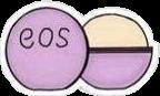 #Sticker #overlay #cute #overlaysticker #overlaystickers #vsco #girl #vscogirl #trend #complex #eos #lipbalm #purple #aesthetic #purpleaesthetic #ircfanartofkai #ftestickers #png