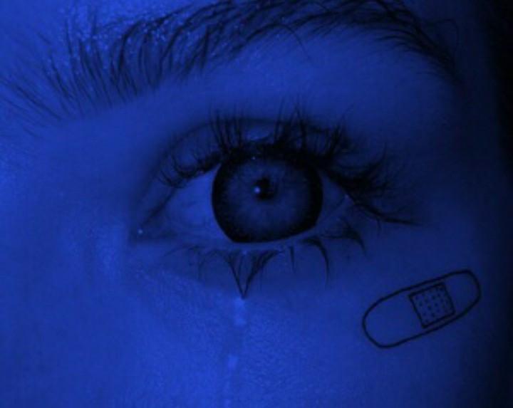 💙🖤💙 #blue #aesthetic #blueaesthetic #theme #xxx_aesthetic_xxx #freetoedit