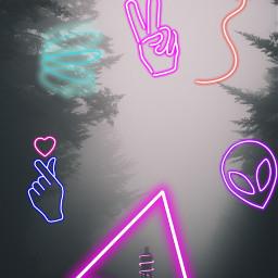 freetoedit neons ircfoggydays foggydays