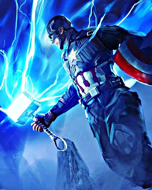 Captain America and mjolnir! #captainamerica #steverogers #Mjolnir #ChrisEvans #Art #HDR #HD #Marvel #Marvelstudios #chrisevansedit #Shield #capitanamerica  #freetoedit