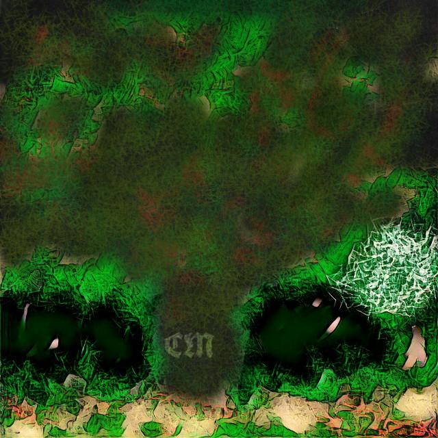 #drawing #picsarttools #greenmagiceffect #art