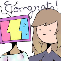 gift foryou congrats congratulations yourewelcome