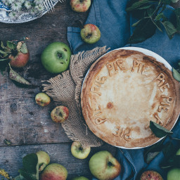 pie food autumn thanksgiving freetoedit