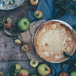 pie food autumn thanksgiving freetoedit