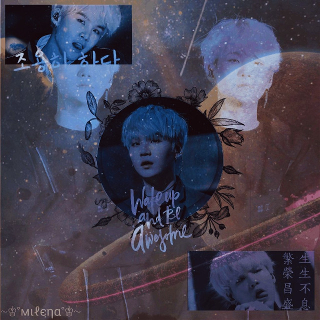 .・。.・゜✭・.・✫・゜・。.  🌌Galaxy edit with Suga for @kpop_edit_land and @spicyytaee🌌   ❄️Hope u like it sweethearts❄️   🎡Tags🎡 #minyoongi #yoongi #suga #bts #army #galaxy #민윤기 #슈가 #방탄소년단  .・。.・゜✭・.・✫・゜・。.