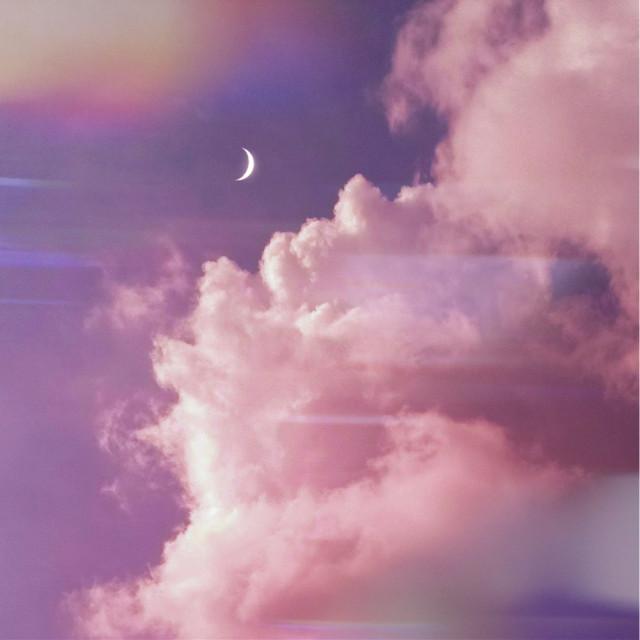 Moon speed✨  #edit #art #sky #clouds #moon #freetoedit @pajolie1