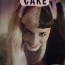 freetoedit mealaniemartinez crybaby cake