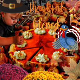 freetoedit fcthanksgiving thanksgiving