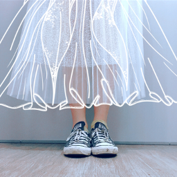 myedit doodle doodling madewithpicsart random aesthetic creative tumblr love shoes gown white