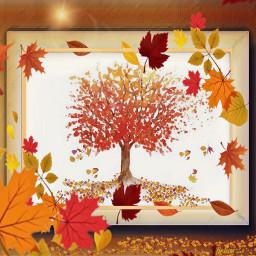 freetoedit autumn srcautumnframe autumnframe
