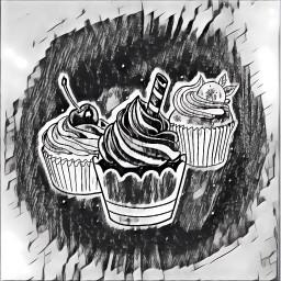 freetoedit cupkakes cupcakes food candy