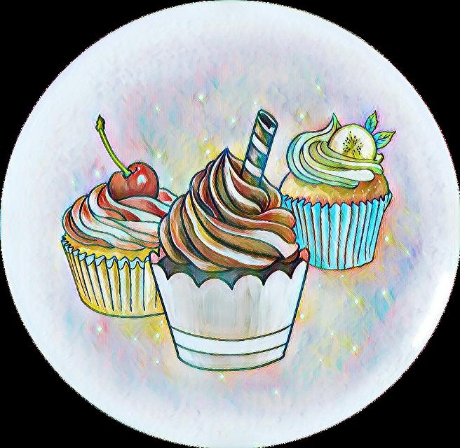 #freetoedit #cupcakes  #cupkakes #food #candy #sweet  #stickers  #stiker