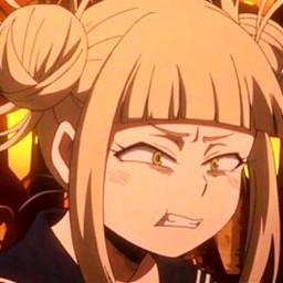 anime myheroacademia himikotoga mha bokunoheroacademia freetoedit