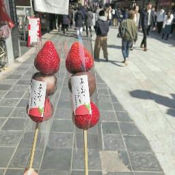 aesthetic food redaesthetic softaesthetic strawberry