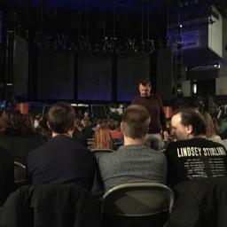 rightnow lindseystirling concert