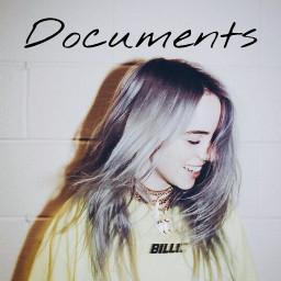 billieeilishedits billieeilish documents whenweallfallasleepwheredowego billie