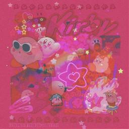 kirby kirbystarallies pink pinkaesthetic hotpink freetoedit