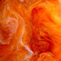 cute swirl orange aesthetic freetoedit