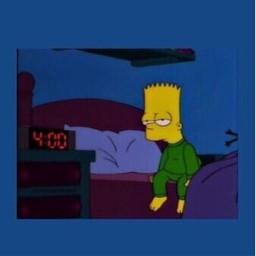 mood sleeping cartoon