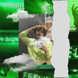 pasecretsanta freetoedit green aesthetic greenaesthetic