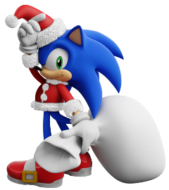 sonicadventure sonicthehedgehog christmas sega freetoedit