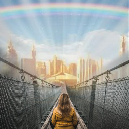 freetoedit rainbow inheaven ircfoggybridge foggybridge