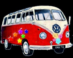 stickers furgoneta concurso freetoedit scvan van