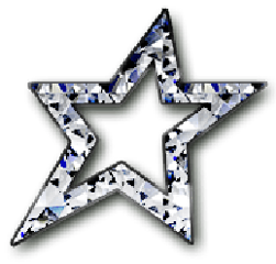 star twinkling diamond gem gemstone freetoedit