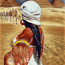 freetoedit deserto piramides adesivo madôfotos