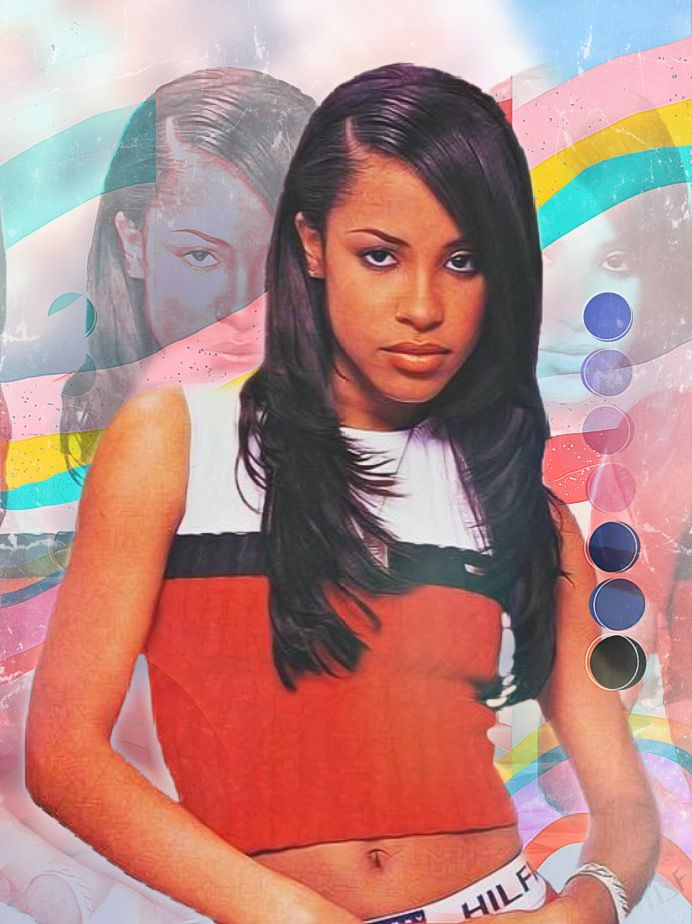 #freetoedit #aaliyah #babygirl #color #photography #artist #colorful #style #beautiful #colorpalette @freetoedit @picsart
