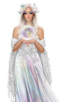 winter women woman girl fantasy freetoedit