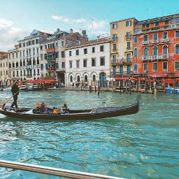 venice gondola italy canals
