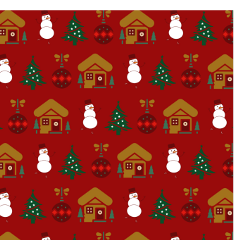 ftestickers background christmas pattern wrappingpaper freetoedit