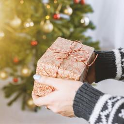 present christmas freetoedit