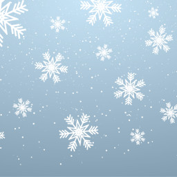 winter snow snowflake background backgrounds freetoedit