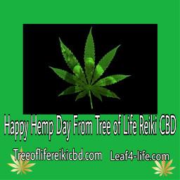 happyhempday treeoflifereikicbd freetoedit
