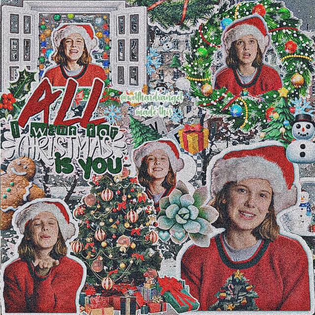 """Open🔓  Heyyooo  This is my Entry for the contest of @011milliethings ❤️  -🎄#chloeschristmascontest 🎄-  Let me know if there's a contest I can Join!❄️ - @mills_diamond @grandesmoonlight- @moonlightbaeariii     @annacvrp @editzbyemu @millieismyangel @florencebymillupdate @milliesmylove   @dreamingmillie  @riverdale2112 @cutexwolfhard  @sia_m_  @armyfromuniverse  @dilara14452  @__loser_av_club__ @millie-011  @daydreamxchely   @sincerelyrosy @grazerxschnapp-  @elmaxx011 @billies-smile  @theblossomqueen1 @rebecca_dsouza @invisible_scar_ @fancybutera @coldbrewcoffe @editz_by_avacado @francy_st-it @awhmulti  𝐂𝐮𝐭𝐢𝐞𝐬: @catlovesmills  @aesthetic_billie   𝐒𝐩𝐞𝐜𝐢𝐚𝐥𝐬 𝐟𝐫𝐨𝐦 𝐭𝐡𝐞 𝐒𝐭 𝐆𝐜:  @strangefack @strangewheeler @noahsheart-  𝐅𝐚𝐧𝐩𝐚𝐠𝐞: @wolfhardxangel_fan9 @wolfhardxangelxfan @maxine_lara_ily011 @wolfhardxangel-fan ↑𝐈 𝐥𝐨𝐯𝐞 𝐲𝐨𝐮 𝐀𝐧𝐠𝐞𝐥𝐬!!  𝐁𝐞𝐬𝐭 𝐅𝐫𝐢𝐞𝐧𝐝𝐬:  @mike_el  @ilovemillls @tubulartingz @reddie-shipper @millsxangel ↑𝐋𝐨𝐯𝐞 𝐲𝐨𝐮   𝐁𝐞𝐬𝐭 𝐁𝐞𝐬𝐭 𝐅𝐫𝐢𝐞𝐧𝐝: @011milliethings ↑𝐋𝐨𝐯𝐞 𝐲𝐨𝐮 𝐬𝐨 𝐦𝐮𝐜𝐡   𝐌𝐲 𝐁𝐛𝐲: @shinyswift 𝐓𝐡𝐚𝐧𝐤 𝐲𝐨𝐮 𝐟𝐨𝐫 𝐞𝐯𝐞𝐫𝐲𝐭𝐡𝐢𝐧𝐠  -𝟏𝟐.𝟎𝟐.𝟐𝟎𝟏𝟗-  ↑𝐈 𝐥𝐨𝐯𝐞 𝐲𝐨𝐮 𝐰𝐢𝐭𝐡 𝐦𝐲 𝐰𝐡𝐨𝐥𝐞 𝐡𝐞𝐚𝐫𝐭   𝐎𝐧𝐞 𝐧 𝐨𝐧𝐥𝐲: @strangestxmillie ↑𝐋𝐎𝐕𝐄 𝐘𝐎𝐔 𝐓𝐎 𝐓𝐇𝐄 𝐌𝐎𝐎𝐍 𝐀𝐍𝐃 𝐁𝐀𝐂𝐊   Comment """"💜"""" if you want to be on my tag list Comment """"☁️"""" to be removed - #millie #mills #mbb #milliebobby #milliebrown #milliebobbybrown #christmas #xmas #complex #complexedit #strangerthings #strangerthingscast #mills #cute #milliebobbybrownedit #milliebbrown #angel #idol #el  -  #freetoedit"""