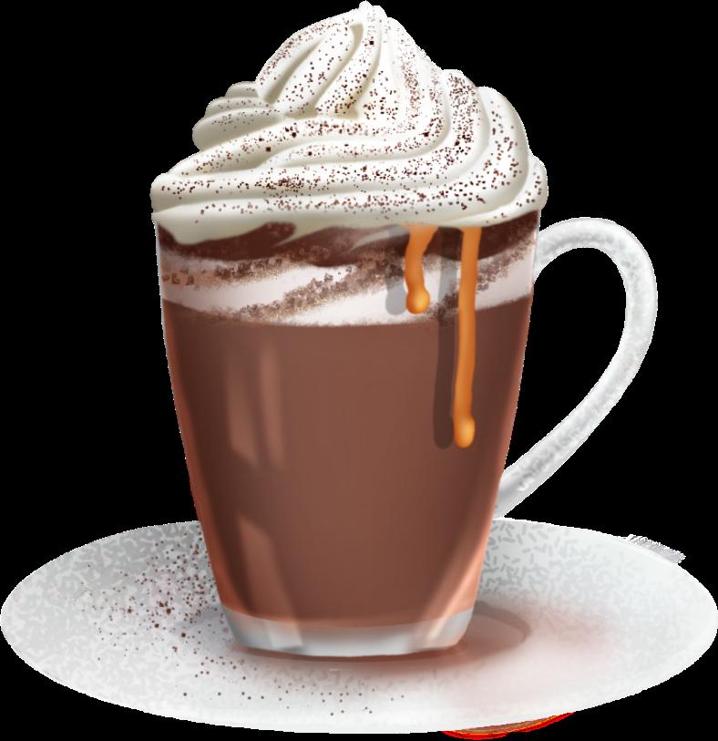 #mydrawing #hotchocolate #hotcocoa #cup #whippingcream  #schotchocolate