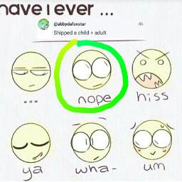 freetoedit answer question emoji emojis