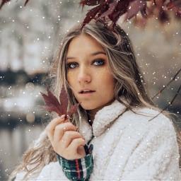 freetoedit winter madslewis cute wintertime
