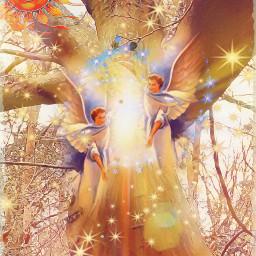 angel magical freetoedit