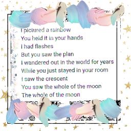 lyrics thewholeofthemoon