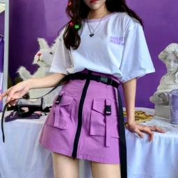 purpleday purpleskirt prettylook outfit purple