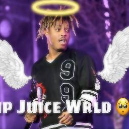 rip rapper juicewrlddeath juicewrld freetoedit
