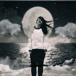freetoedit remixit moon ocean challange